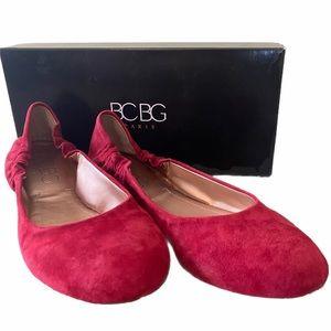 BCBG Paris Ruby Magpie ballet flats